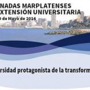 VIII Jornadas Marplatenses de Extensión Universitaria